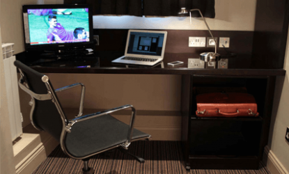 Business Rooms Workspace