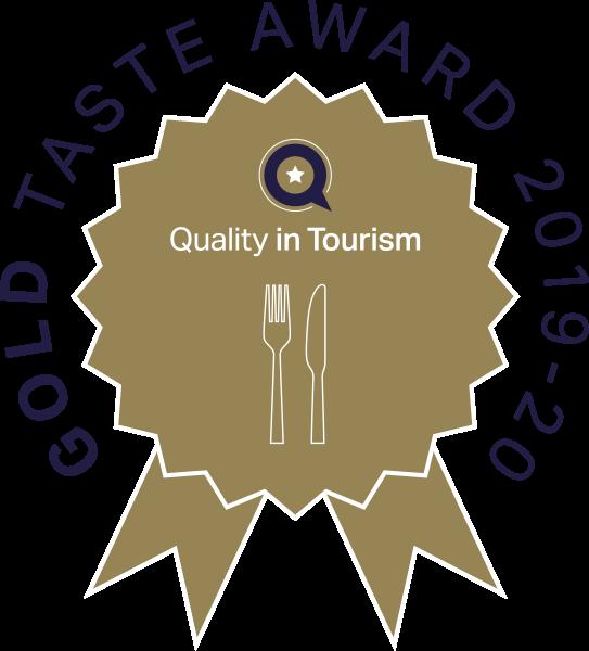 Gold Taste Award 2019-20